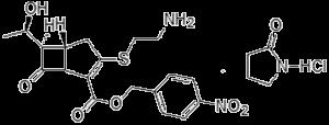 硫霉素对硝基苯甲酯盐酸盐(N-甲基吡咯烷酮溶剂化合物)