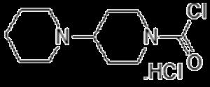 1-氯甲酰基-4-哌啶基哌啶盐酸盐